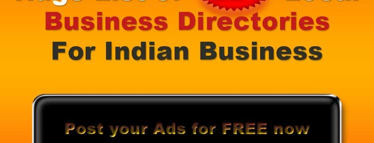 List of Free Local Business Listing Websites for Indian Business