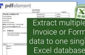PDF Element 6 Pro tutorial