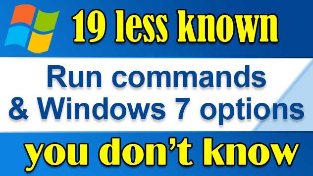 run commands in windows