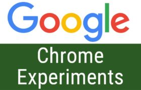 Google Chrome Experiments