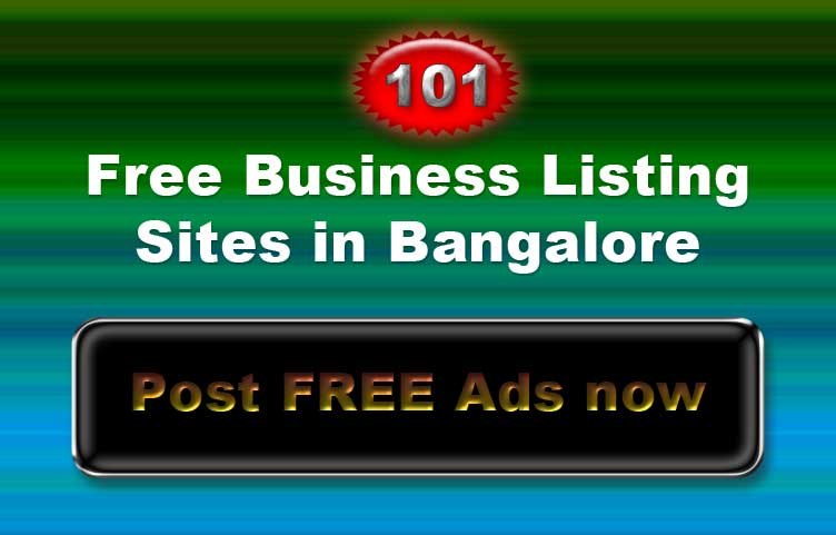 Free Business Listing Sites in Bangalore
