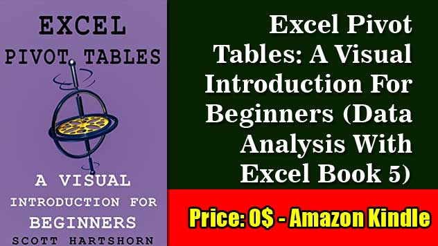 Free Excel Kindle Books on Amazon - HBN Infotech