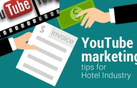 YouTube marketing tips for Hotel Industry