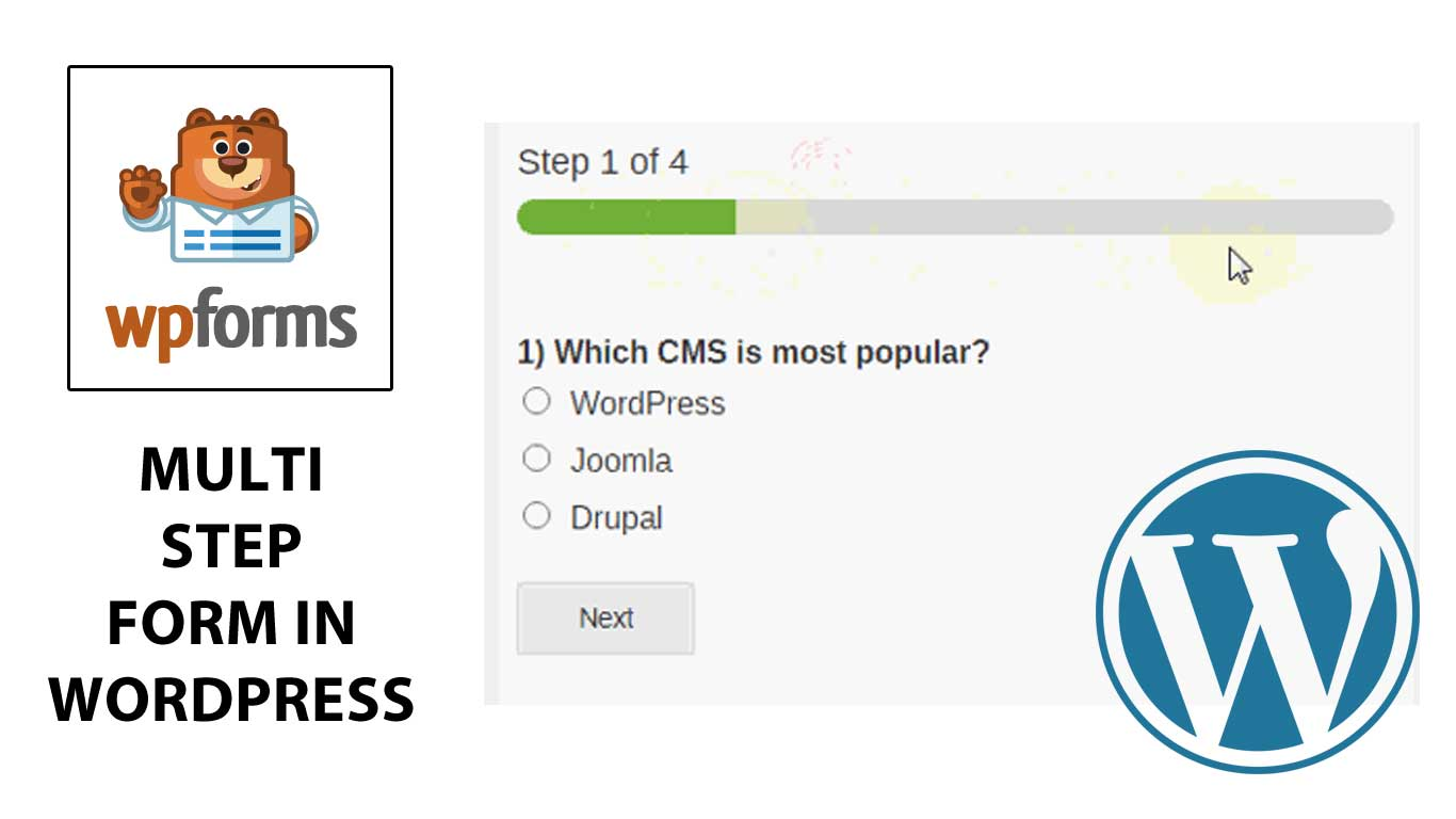 How to create Multi Step Opinion Form in WordPress using WPForms