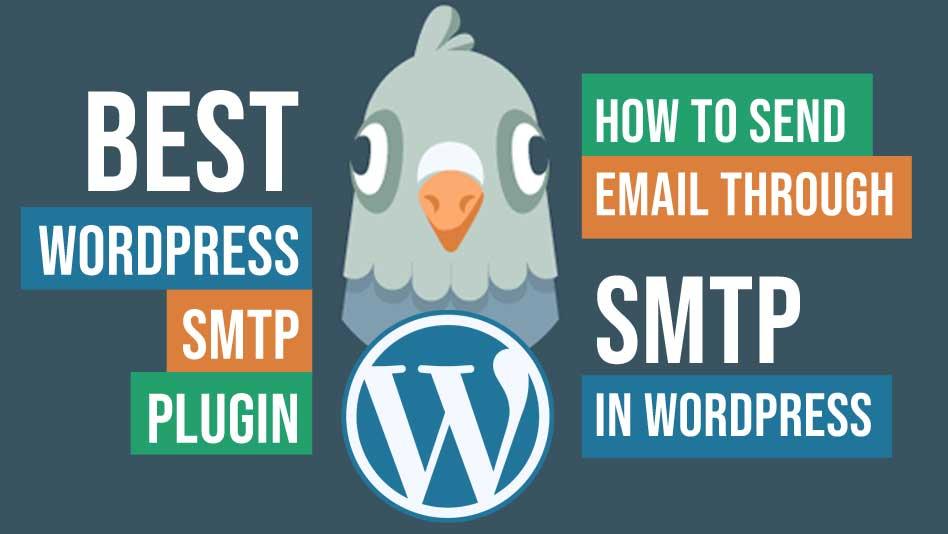 Best WordPress SMTP plugin - How to send email through SMTP in WordPress