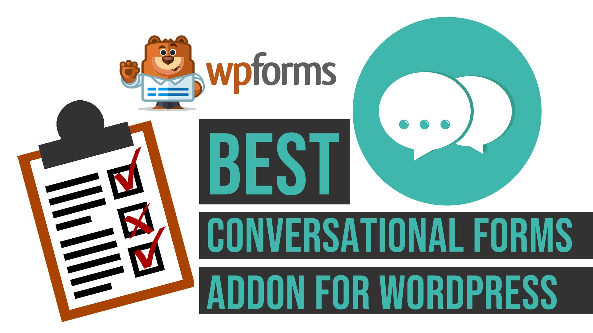 Best conversational forms for WordPress sites