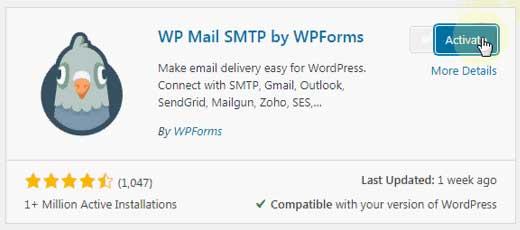 best smtp plugin for wordpress