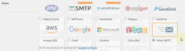 Best WordPress SMTP plugin - wp smtp other smtp settup