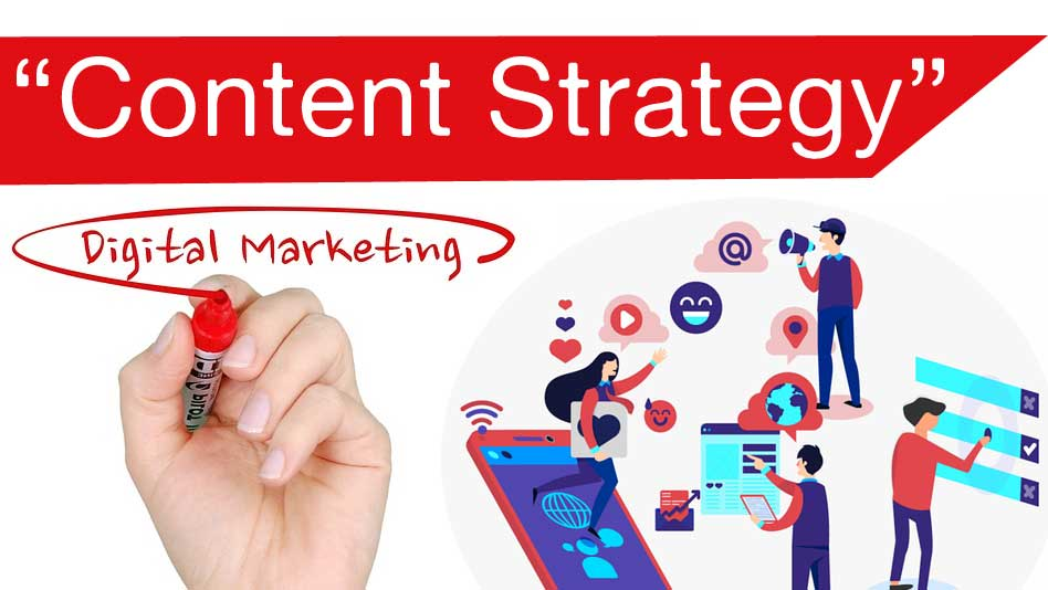 Digital Marketing Content Strategy