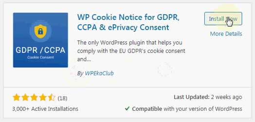 best free GDPR and CCPA plugin for wordpress