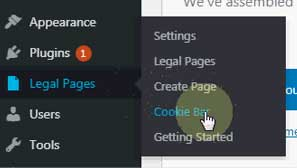 free cookie bar wordpress plugin