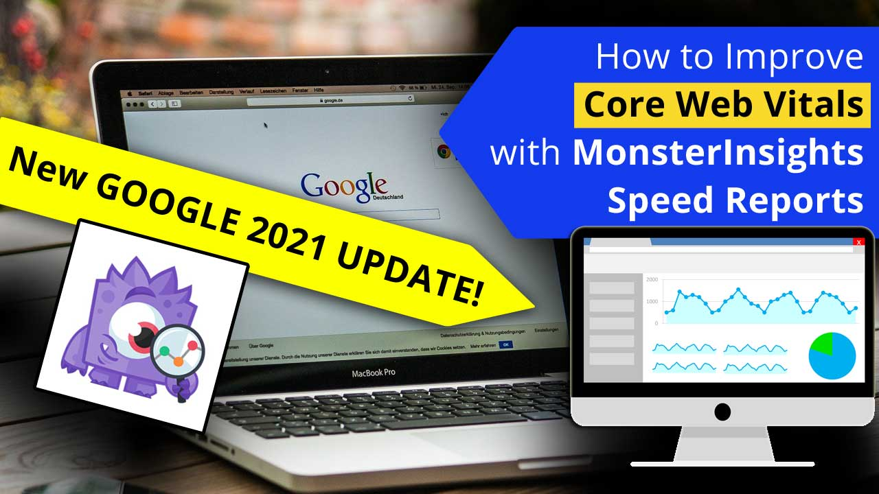 How to Improve Core Web Vitals with MonsterInsights Speed Reports