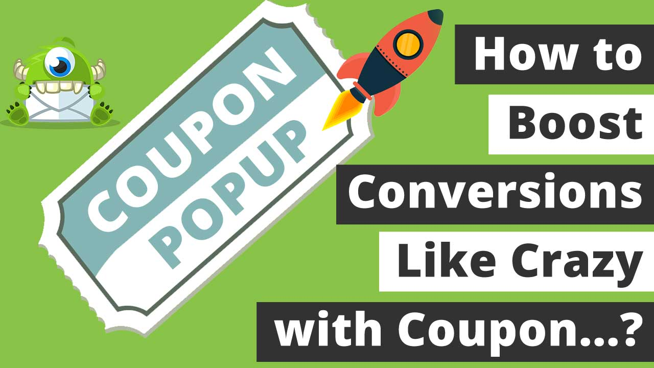 How to Boost Conversions Like Crazy with Coupon Popups