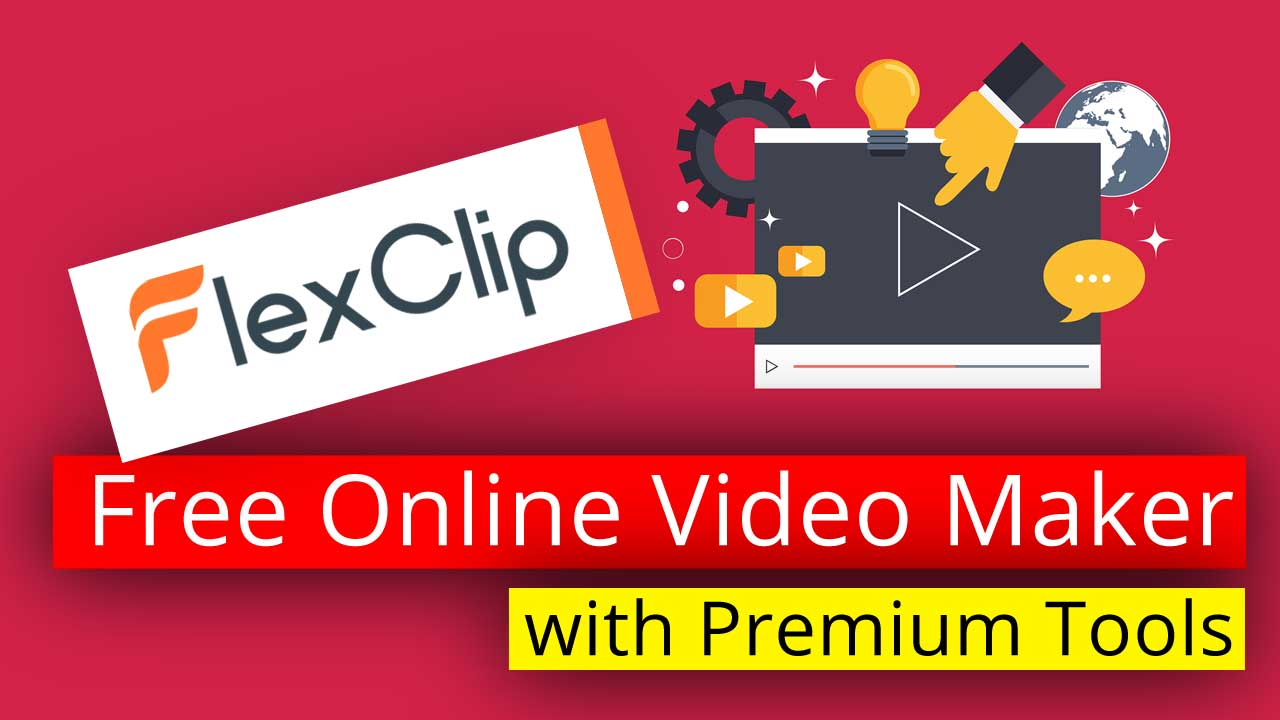 Free Online Video Maker with Premium Tools